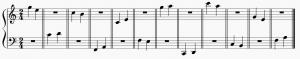 7 kurze Übungen zum Notenlesen
